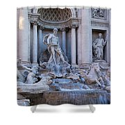 Trevi Shower Curtain