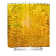Tribute To Dew Shower Curtain