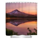 Trillium Tranquillity Shower Curtain