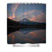 Trillium Twilight Shower Curtain