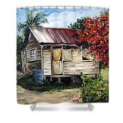 Trinidad Life 1  Shower Curtain