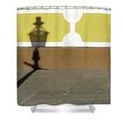 Trinidad Style Shower Curtain