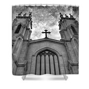 Trinity Episcopal Cathedral Shower Curtain
