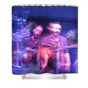 tripy photo of Dave Matthews Shower Curtain