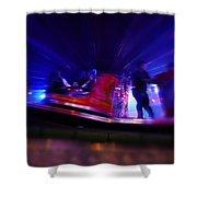 Triumph Shower Curtain