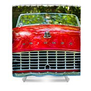 Triumph Tr3 Shower Curtain