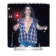 Trixter - Pete Loran Shower Curtain