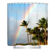 Tropical Dreamin' Shower Curtain
