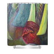 Tropical Experience Shower Curtain