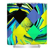 Tropical Impressions Shower Curtain