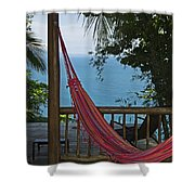 Tropical Paradise... Shower Curtain