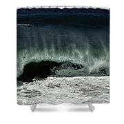 Tropical Storm Marie 1 Shower Curtain