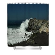 Tropical Storm Marie 3 Shower Curtain