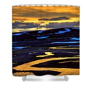 Trout Creek Shower Curtain