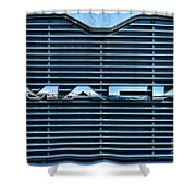 Truck - The Mack Grill Shower Curtain