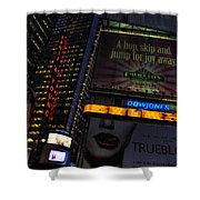 True Blood Shower Curtain