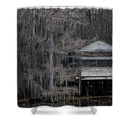 True Blood Stilt House Shower Curtain