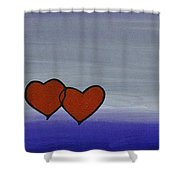 True Love Shower Curtain