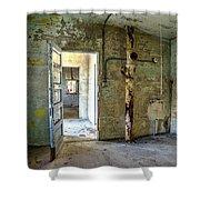 Trustees-4 Shower Curtain
