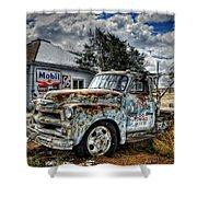 Tucumcari Towing Shower Curtain