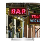 Tujague's Bar And Restaurant Shower Curtain