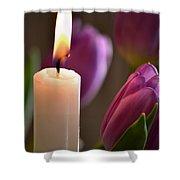 Tulight Shower Curtain