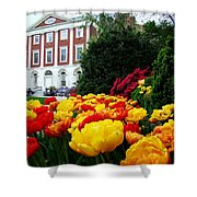 Tulip Love Shower Curtain
