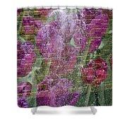 Tulip Waterfalls Shower Curtain