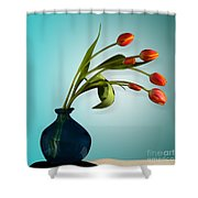 Tulips 6 Shower Curtain