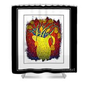 Tulips And Jug Shower Curtain