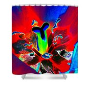 Tulips - Perfect Love - Photopower 2170 Shower Curtain