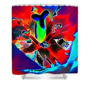 Tulips - Perfect Love - Photopower 2171 Shower Curtain