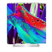 Tulips - Perfect Love - Photopower 2173 Shower Curtain