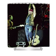 Tull-ian-gp28 Shower Curtain