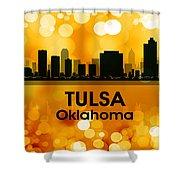 Tulsa Ok 3 Shower Curtain