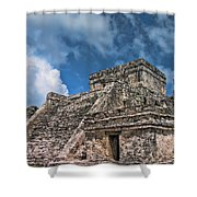 Tulum Shower Curtain
