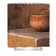 Tumacacori Arizona 2 Shower Curtain