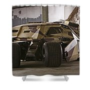 Tumbler Shower Curtain