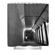 Tunnel Shower Curtain