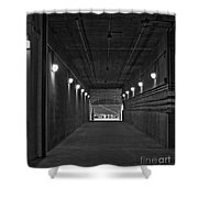 Tunnel Of Heroes 2 Shower Curtain
