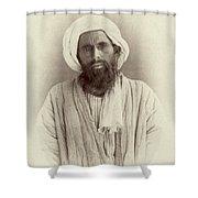 Turkestan Dzhugi, C1865 Shower Curtain