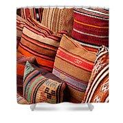 Turkish Cushions 03 Shower Curtain