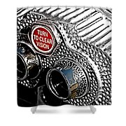 Turn To Clear Shower Curtain