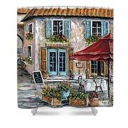 Tuscan Trattoria Shower Curtain