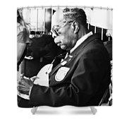 Tuskegee Airmen 2012 Shower Curtain