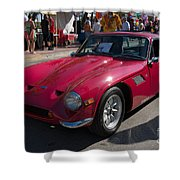 TVR Shower Curtain