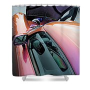 Tvr Cerbera Shower Curtain