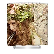 Twig The Fairy  Shower Curtain
