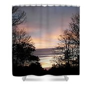 Twilight 1 Shower Curtain