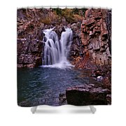 Twilight Falls 2 Shower Curtain